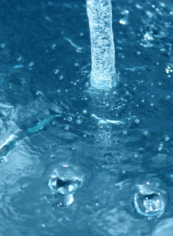 Wasser als Fotomotiv