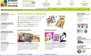 Kunstdrucke online bestellen bei Kunstbilder-Galerie.de