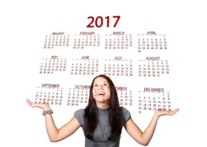 Kalender als praktische Werbeträger